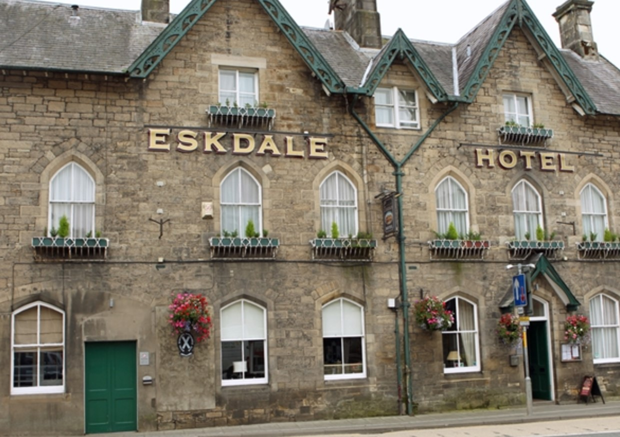 The Eskdale Hotel, Langholm, UK
