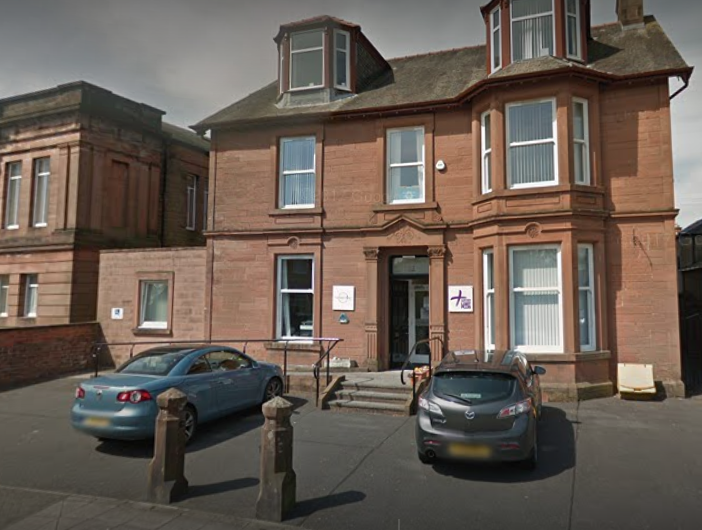 Newall House, 22 Newall Terrace, Dumfries DG1 1LW