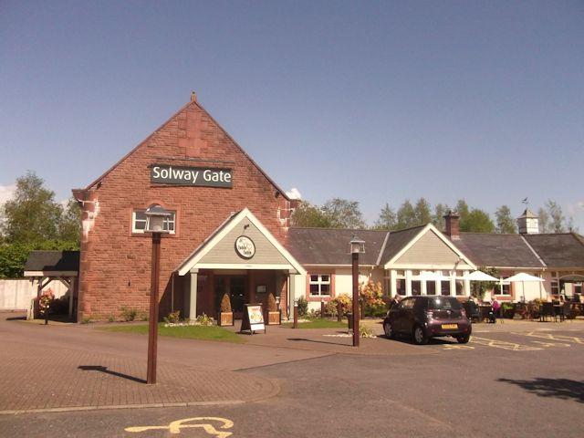 Solway Gate